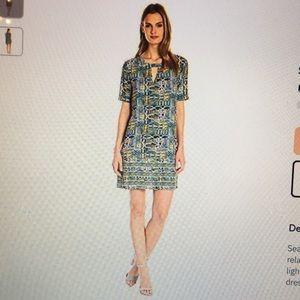 BCBG MaxAzria Printed Dress - XS